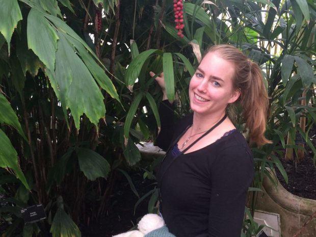 """Die Niederländische Biologin Dr. Renske Emilie Onstein leitet ab Juni die neue iDiv-Junior-Forschungsgruppe """"Evolution und Adaptation"""", die mit Büro und Labor in der Leipziger Bio City ansässig sein wird. Bild: privat"""