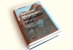 "Christian Rau: ""Nationalbibliothek"" im geteilten Land. Foto: Ralf Julke"