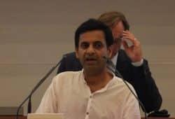 Kanwal Sethi, Sprecher des Migrantenbeirat Leipzig. Foto: L-IZ.de