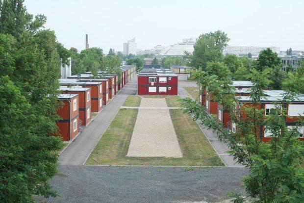 Der Standort An den Tierkliniken. Foto: Ralf Julke