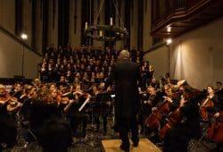 DUSKO Chor, Foto von Elbert Besaris