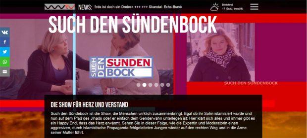 wahrewelle.tv der Bundeszentrale für politische Bildung. Screenshot: L-IZ