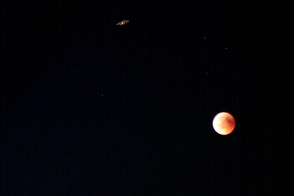 Nasa Mondfinsternis Live