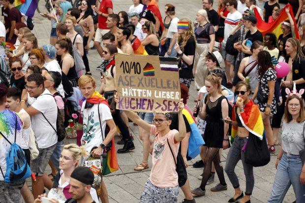 Asexuelle Vorlieben. Foto: Alexander Böhm