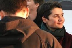 Die Leipzigerin Daniela Kolbe (SPD, Bundestagsabgeordnete) hat federführend am 5-Punkte-Plan mitgearbeitet. Foto: L-IZ.de