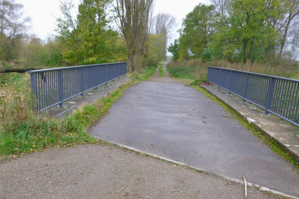 Diese Geländer sind verschwunden. Foto: Stadtverwaltung Delitzsch