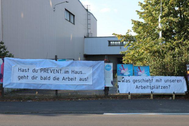 Halberg Guss nach der Übernahme durch Prevent in der KLemme zwischen zwei Branchenriesen. Foto: Michael Freitag