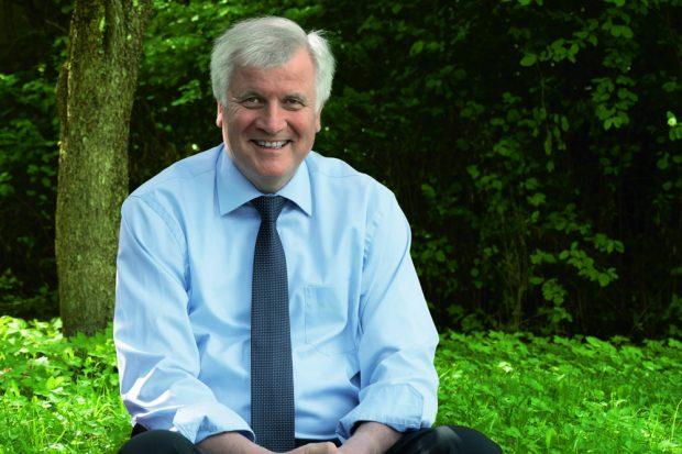 Bundesinnenminister Horst Seehofer. Foto: Presse CSU