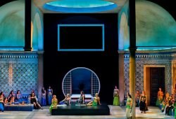 Parsifal. Foto: Bayreuther Festspiele