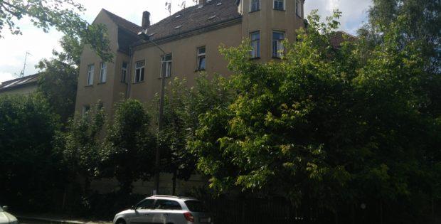 Thierbacher Straße. Foto: privat
