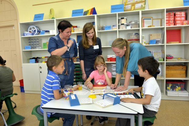 Wie Schulabbrecherquoten wirksam gesenkt werden können ... Foto: Bernd Görne