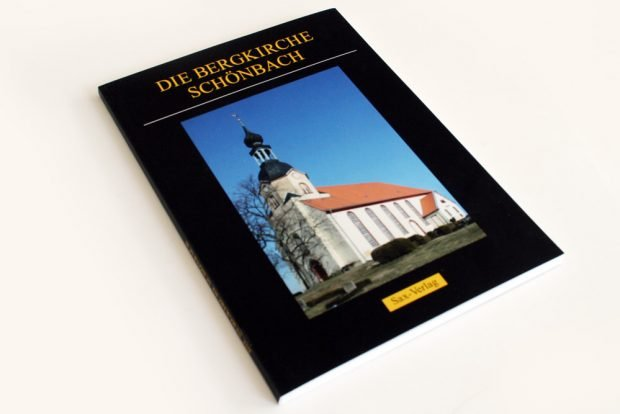 Michael Beyer (Hrsg.): Die Bergkirche Schönbach. Foto: Ralf Julke