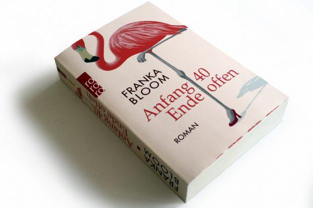 Franka Bloom: Anfang 40 - Ende offen. Foto: Ralf Julke
