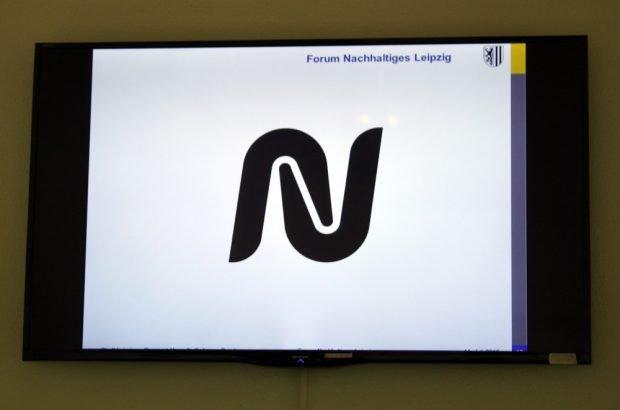 Das neue Logo für das Forum Nachhaltiges Leipzig. Foto: Ralf Julke