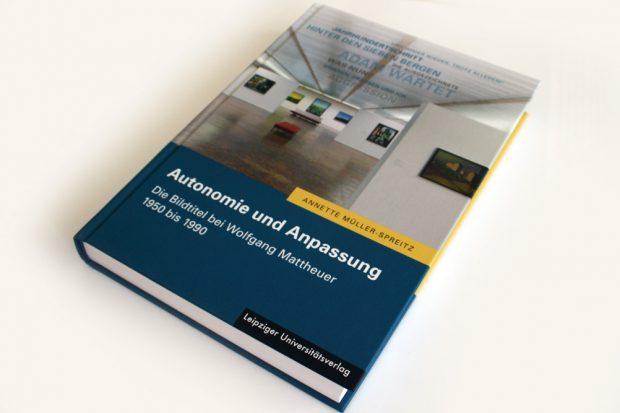 Annette Müller-Spreitz: Autonomie und Anpassung. Foto: Ralf Julke