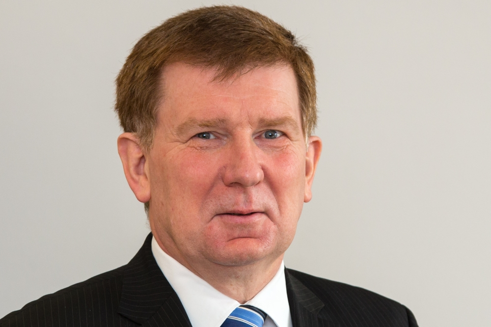 Staatssekretär Dr. Frank Pfeil. Foto: Ralf-Thomas Schiebel