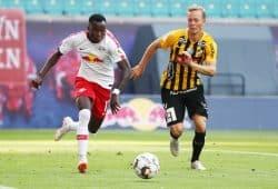 Bruma erzielte den ersten Treffer. Foto: GEPA pictures/Sven Sonntag