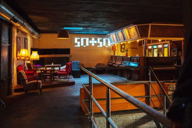 "Die Bar im ""So&So"". Foto: So&So"