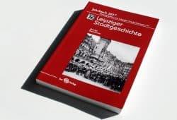 Leipziger Geschichtsverein (Hrsg.): Leipziger Stadtgeschichte. Jahrbuch 2017. Foto: Ralf Julke