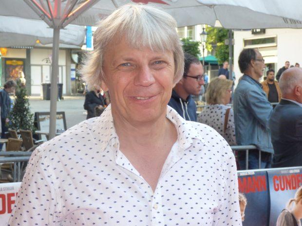 Filmregisseur Andreas Dresen (55) arbeitete seit 2006 an dem Gundermann-Projekt. Foto: Lucas Böhme