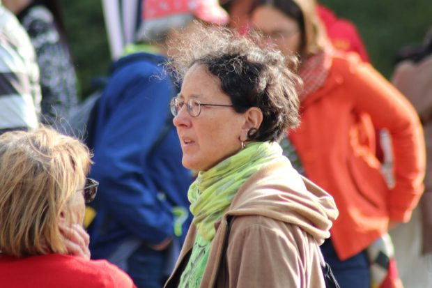 Bundestagsabgeordnete Monika Lazar (Grüne)