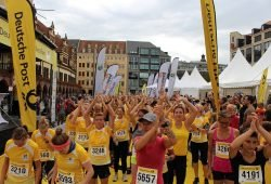 Deutsche Post Ladies Run Leipzig, Foto: MMP