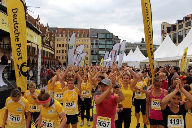 Deutsche Post Ladies Run Leipzig, Foto: MMP
