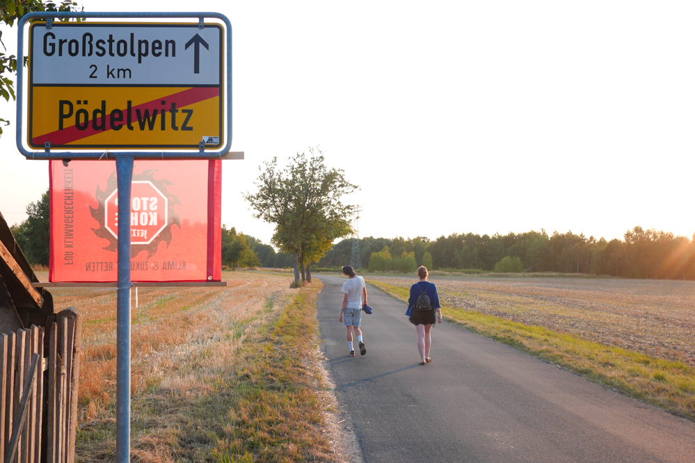 Feld bei Pödelwitz. Foto: L-IZ