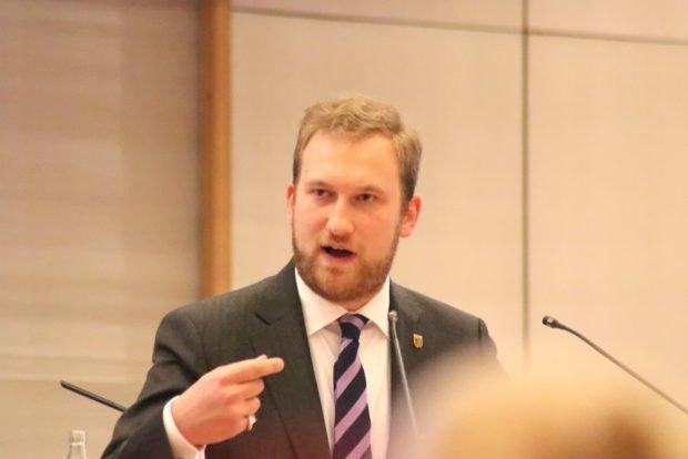 Stadtrat Michael Weickert (CDU). Foto: L-IZ.de
