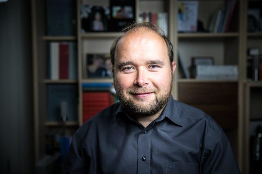 Direktoren der IMAL: Prof. Christian A. Pohl und … Foto: privat