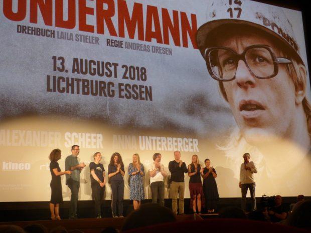 Die Weltpremiere fand am 13. August 2018 in Essen statt. Foto: Lucas Böhme