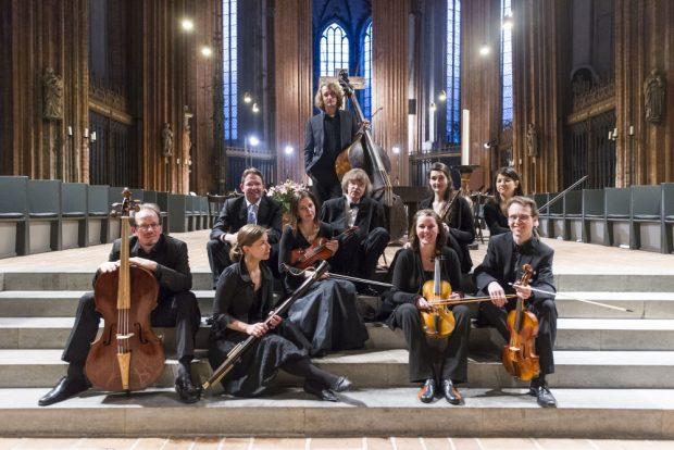 Sächsisches Barockorchester. Foto: PR
