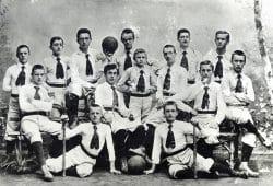 Die 1888 gegründete Spielvereinigung im Allgemeinen Turnverein war der erste organisatorische Zusammenschluss von Fußballern in Leipzig. Foto: SGM