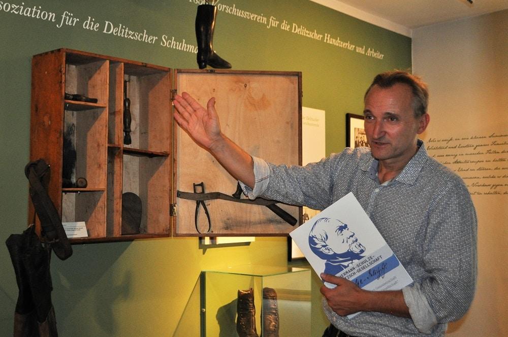 Dr. Thomas Keiderling, Foto:DHSDG