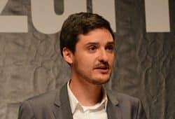 Thomas Dudzak. Foto: Die Linke Sachsen