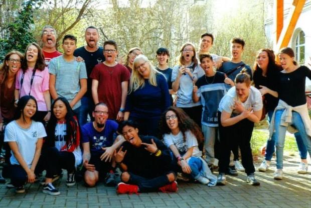 Jugendtreff Begegnung Bologna. Foto: Die Villa