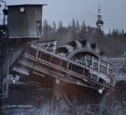 Tagebau Cospuden. Foto: Kulturkosmos, Hr. Piltz