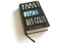 Horst Eckert: Der Preis des Todes. Foto: Ralf Julke