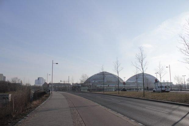 Die EXA IceFighters nennen den Kohlrabizirkus ab sofort ihr Zuhause. Foto: Vicus Group AG