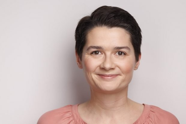 Daniela Kolbe. Foto: Benno Kraehahn