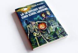 Frank Kreisler: Wie ein kopfloses Skelett seinen Schädel wiederfand. Foto: Ralf Julke
