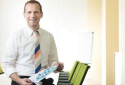 Geschäftsführer des MDV Steffen Lehmann. Foto: MDV