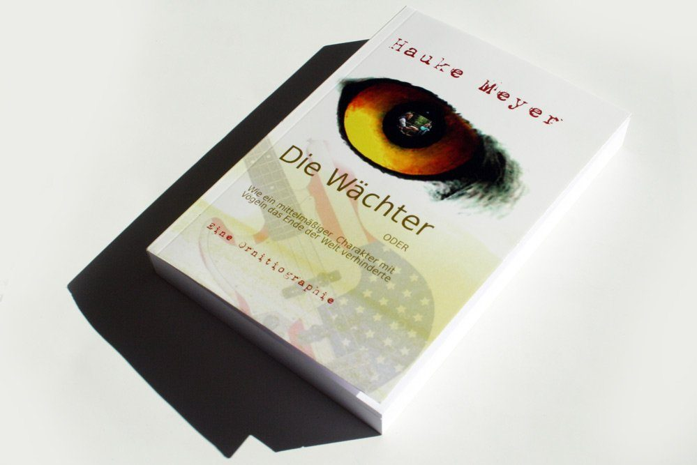 Hauke Meyer: Die Wächter. Foto: Ralf Julke