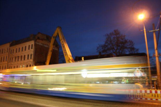 Freie Fahrt für freie Bürger! Foto: Ralf Julke