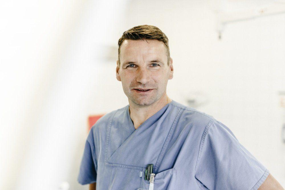 Prof. Dr. Holger Thiele. Foto: Helios/Dominik Wolf