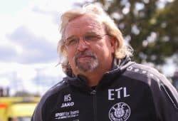Heiko Scholz in seiner Zeit beim 1.FC Lok. Foto: Jan Kaefer