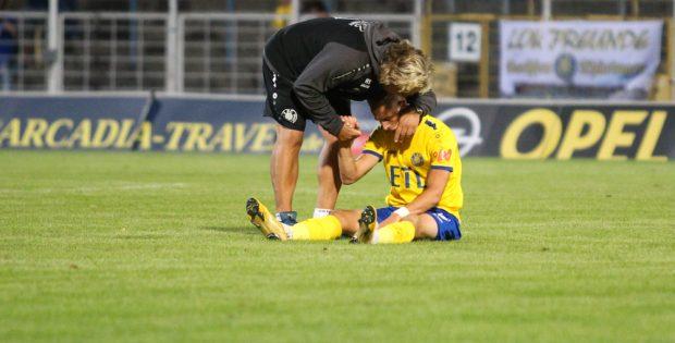 Wird Lok-Trainer Heiko Scholz bald selbst Trost brauchen? Foto: Jan Kaefer (Archiv)