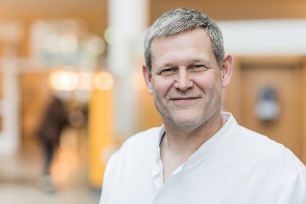 Prof. Dr. Christoph Thümmler. Foto: Helios/Christian Hüller