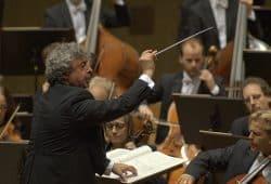 Dirigent Semyon Bychkov. Foto: Alexander Böhm