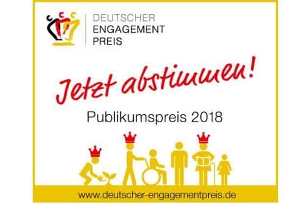 Foto: Deutscher Engagementpreis